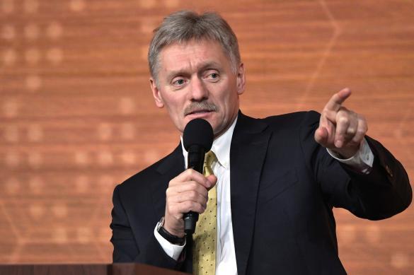 Песков: позитивной динамики в диалоге с Украиной и Грузией нет