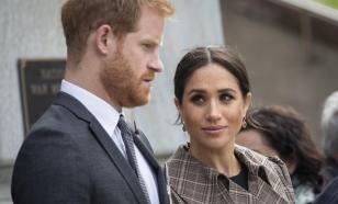 Принц Гарри напомнил Меган Маркл о её возрасте