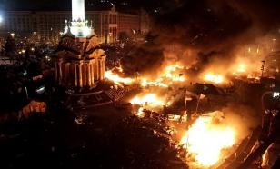 Кровавое ночное побоище в Киеве