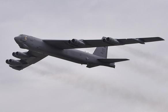 Американские B-52 сымитировали бомбардировку Крыма
