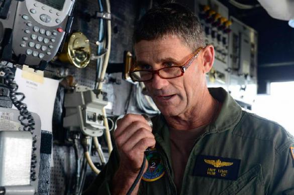 Американский вице-адмирал обеспокоен безопасностью своих моряков