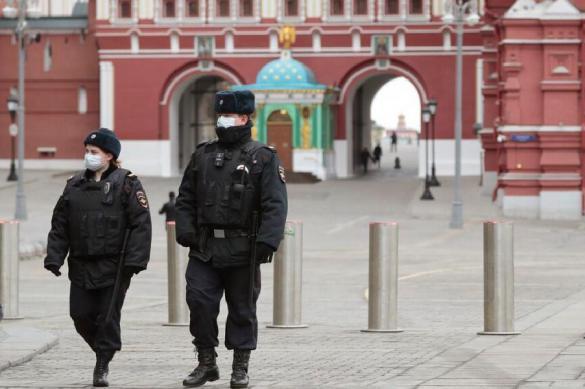 В Москве не будут вводить жесткий пропускной режим