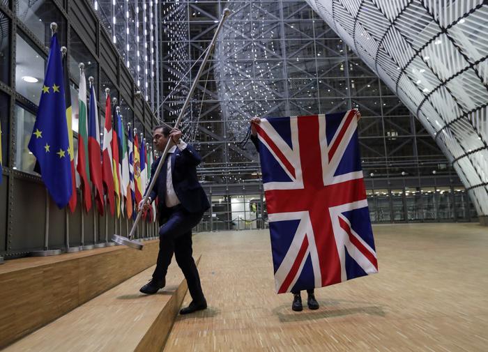 Опрос: страны ЕС не придут на помощь Британии в случае кризиса