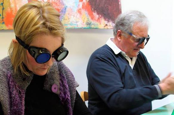Слепые увидят свет: осуществлена пересадка искусственного глаза