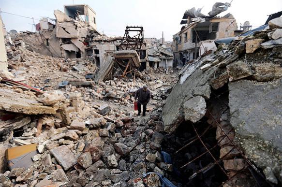 Виктор Сергеев: Худой мир в Сирии хуже доброй ссоры?