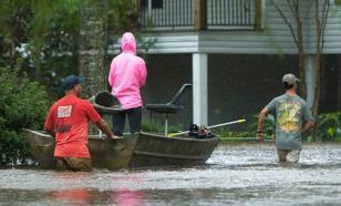 """Штат Луизиана пытается выстоять под ударами урагана """"Харви"""""""