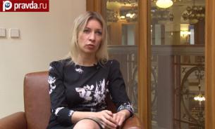 Мария Захарова о профессиональном и личном