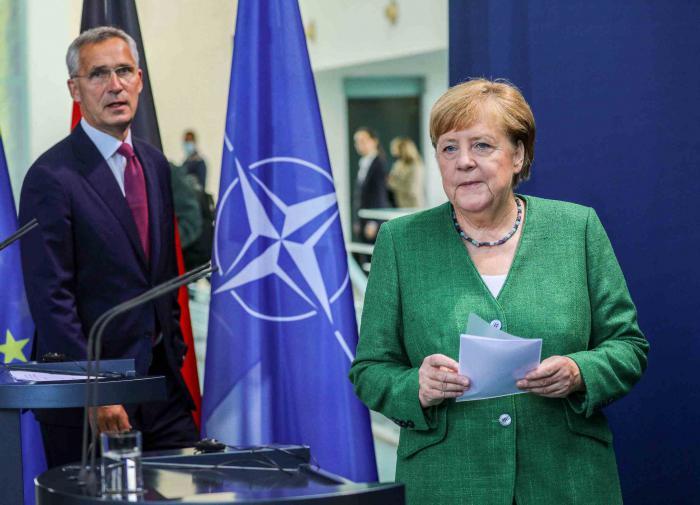 Германия и НАТО тренируются на случай ядерной войны