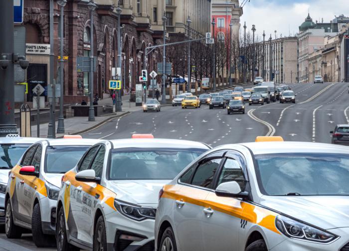В отрасли ожидают роста цен на такси еще на 510%
