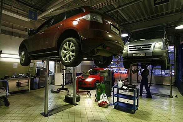Власти разрешили ремонт автомобилей на время карантина