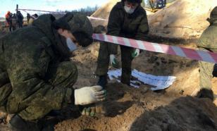 """Армейские поисковые отряды заступили на """"Вахту памяти"""""""