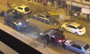 Смертник подорвал себя на КПП в турецком городе