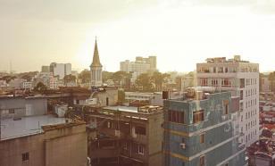 Обнародованы причины загрязнённости российских городов