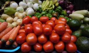 В МЧС советуют замачивать овощи и фрукты