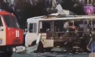 Женщина скончалась в реанимации после взрыва автобуса в Воронеже