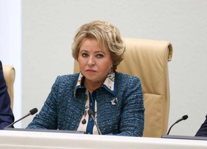Возможность общефедерального локдауна из-за COVID-19 в РФ оценила глава Совфеда