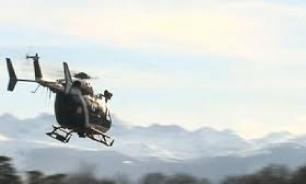 Во Франции разбился спасательный вертолет. Три человека погибли