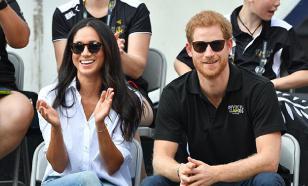 Принц Гарри с супругой сложили с себя королевские полномочия