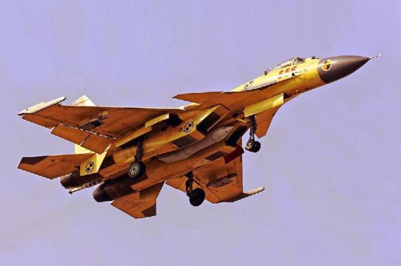 Что китайцы сделали с копиями «Су-33»?