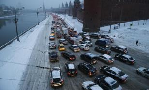 В Москве обещают снежную неделю
