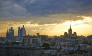 Москвичей предупреждают о резком ухудшении погоды