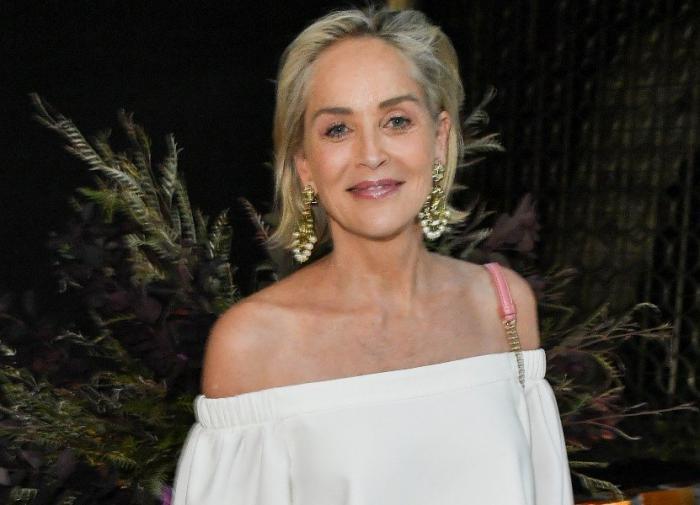 62-летняя Шерон Стоун назвала лучшего партнёра по поцелуям в кино