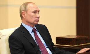"""""""Самые тёплые поздравления"""": о чём Путин написал главе ЮАР"""