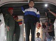Чавес: солидарность - не щенков дарить