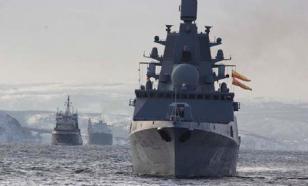 """Кругосветка фрегата """"Адмирал Горшков"""" признана рекордом Вооруженных сил"""