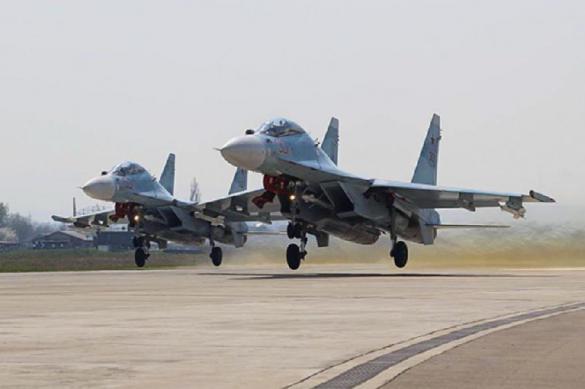 Морская авиация Черноморского флота начала подготовку к параду Победы