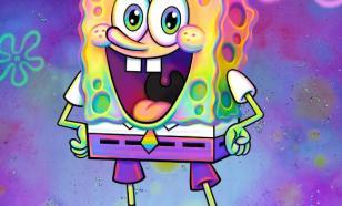 Телеканал Nickelodeon сделал Губку Боба геем