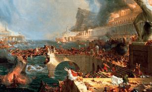 Историк оценила роль климатических изменений в падении Римской империи