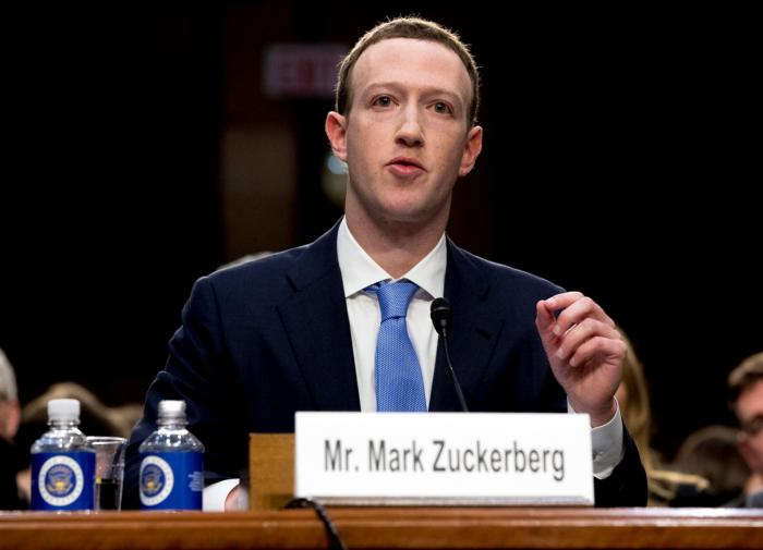 Расследование в США: выборы-2020 купил Цукерберг
