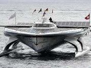 Яхта совершила кругосветку на солнечной энергии