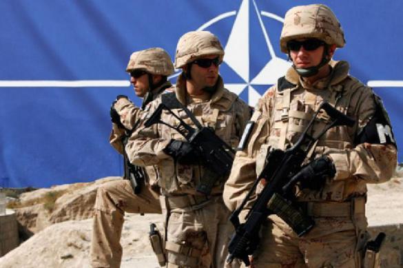 """Сегодня в Эстонии начались учения НАТО """"Весенний шторм"""""""