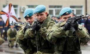 В 2021 году в Крыму развернут третий полк ВДВ