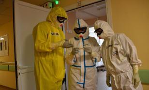 В Роспотребнадзоре оценили выход на плато заболеваемости коронавирусом