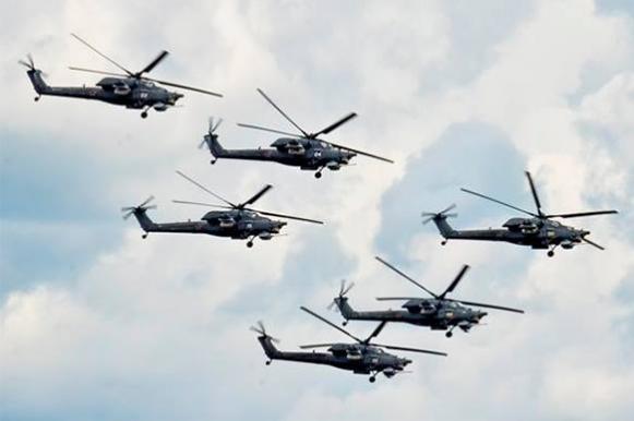 Россия укрепит свою оборону в ответ на агрессию США