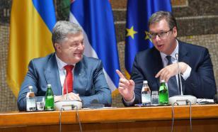 Президент Сербии подколол Порошенко, рассказав о его успехах