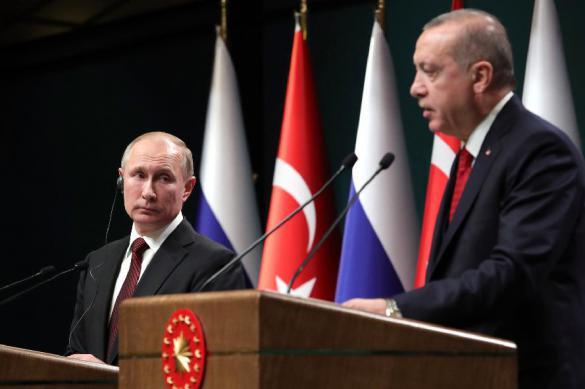 О каких деталях договорились Путин и Эрдоган?