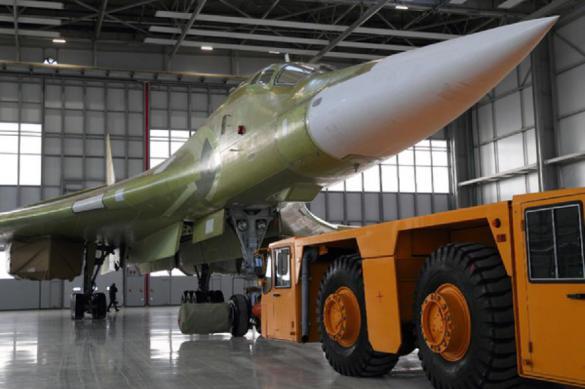 Ту-160М - что нового?