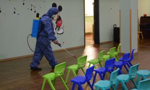 Собянин: детским садам очень трудно адаптироваться к новым условиям