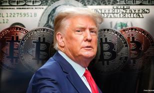 Трамп: биткоин – это мошенничество против доллара