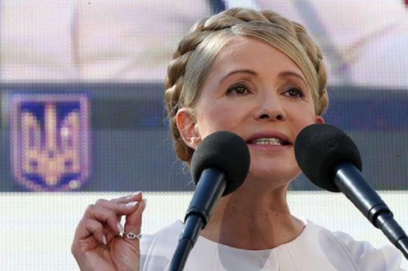 Тимошенко: украинцы совершили трагическую ошибку и её надо исправить