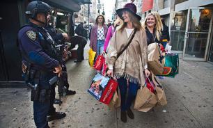 """""""Чтобы победить терроризм, Штатам придется перестать быть обществом потребления"""""""