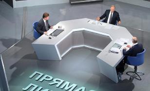 """""""Прямая линия"""": журналисты перестали попрошайничать"""