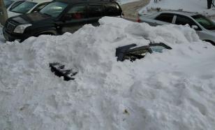 В Новосибирске за зиму вывезли 1,3 млн кубометров снега