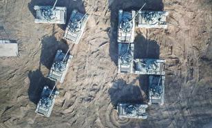 На Дальнем Востоке танкисты по-своему поздравили ветеранов