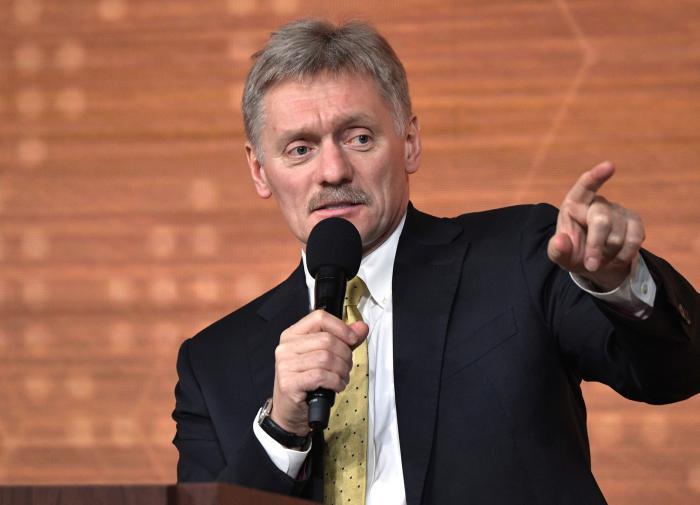 Песков: планы Украины на Донбасс - вне Минских соглашений