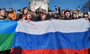 Социологи: Россию накрыло небывалой волной патриотизма